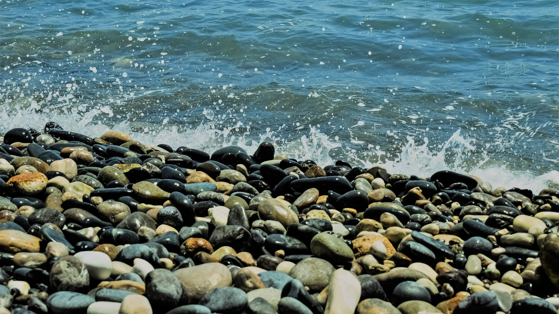 Kamenje s plaže, nije za juhu od kamena