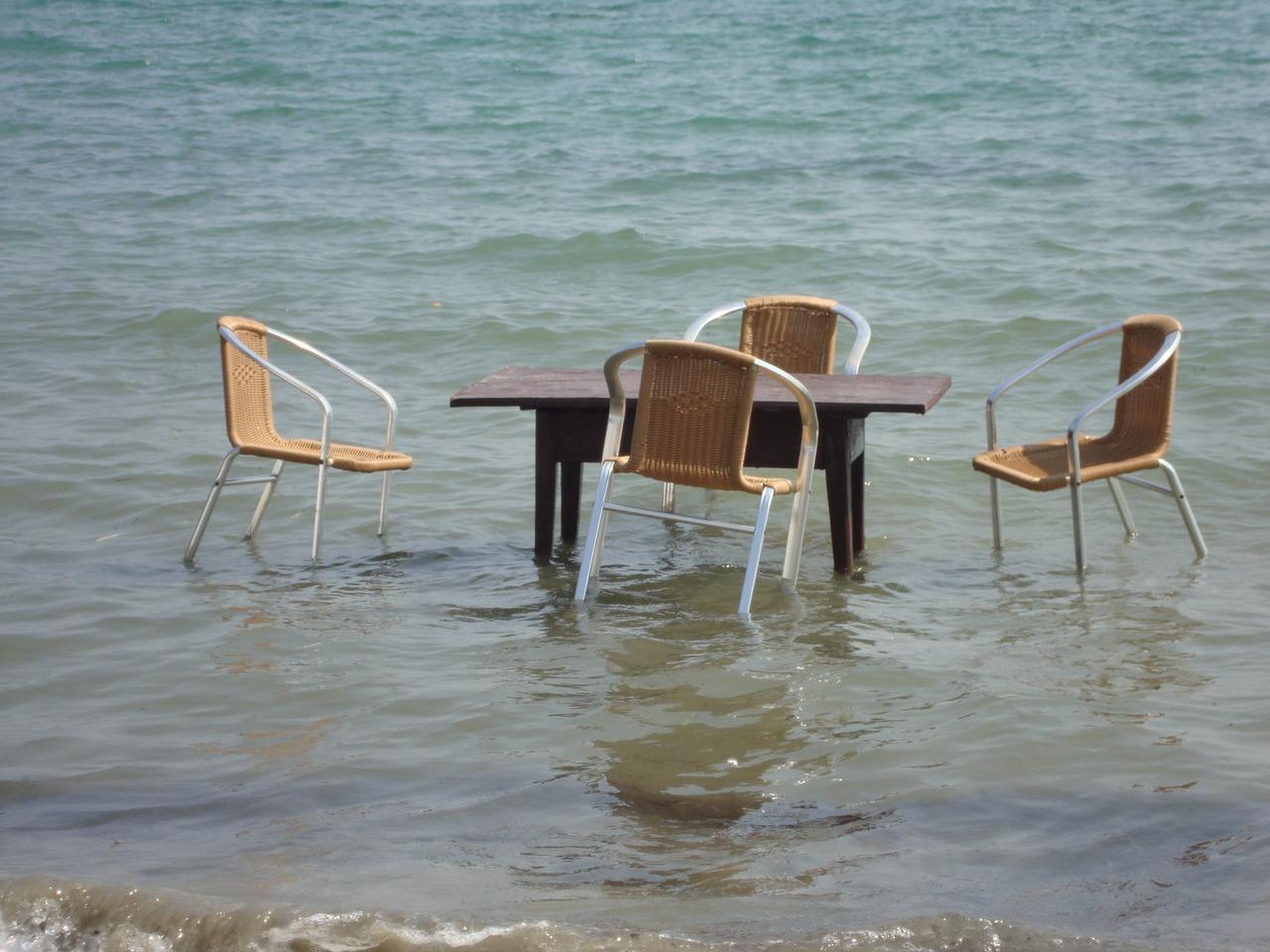 Setup za plažu