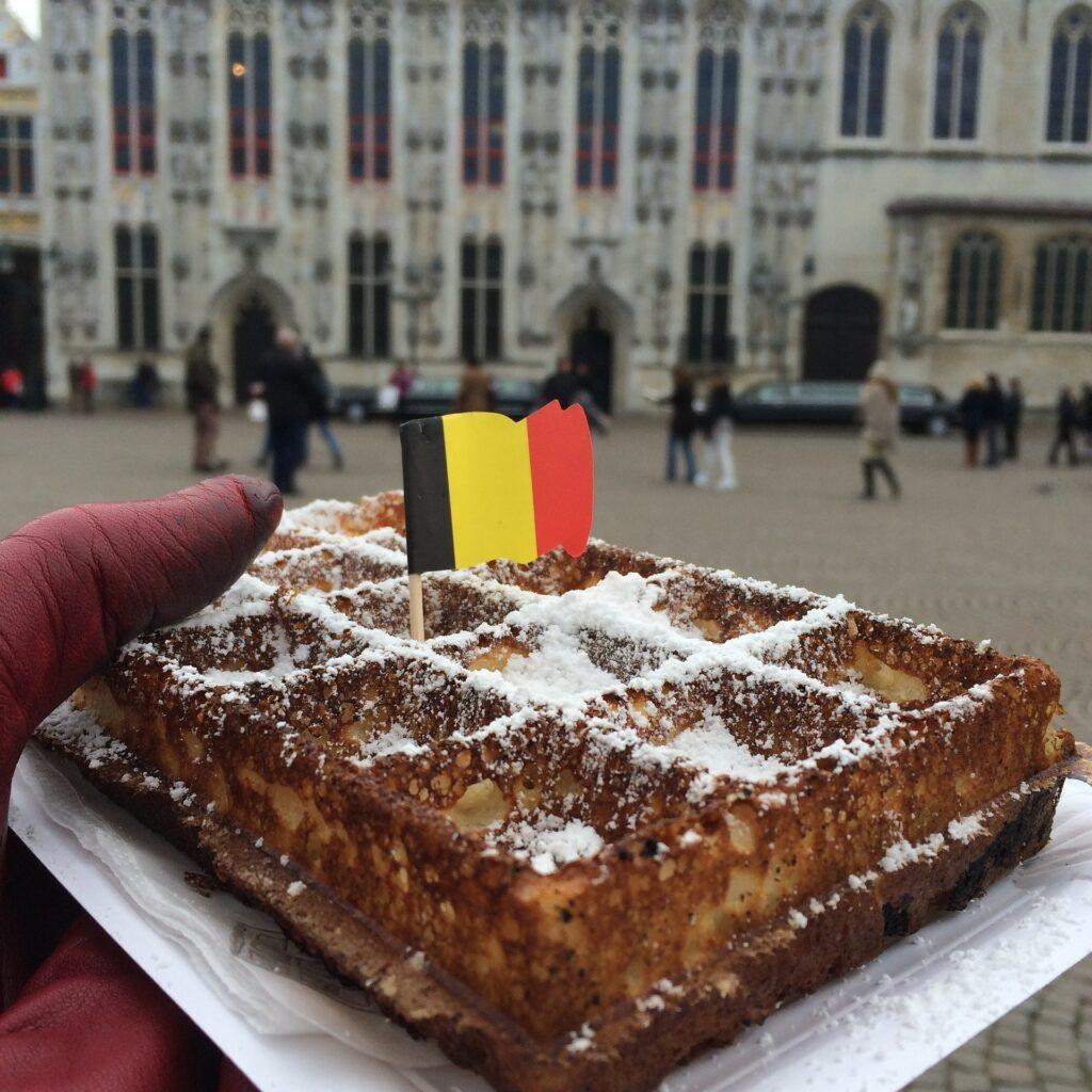 belgijski vafl