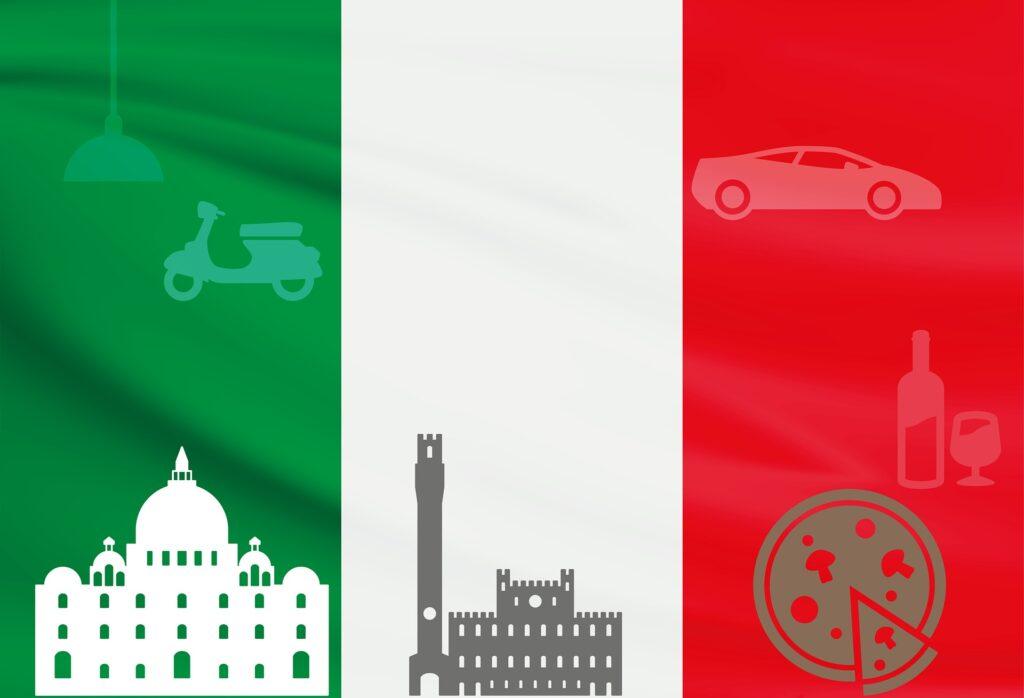 Italija pizza