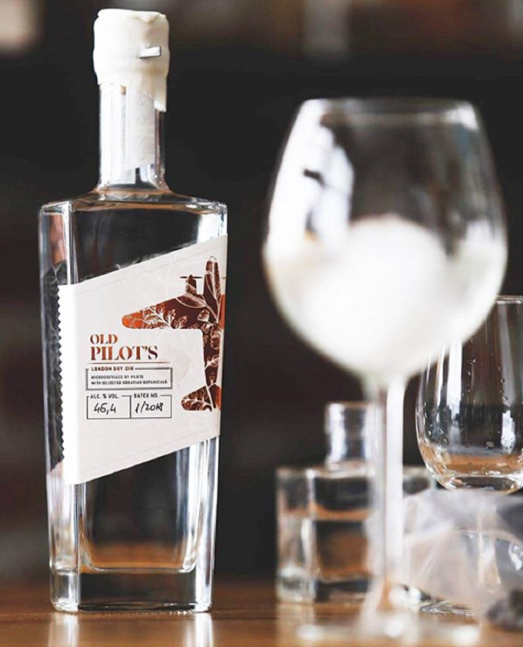 Old Pilot's gin je autohtoni hrvatski gin