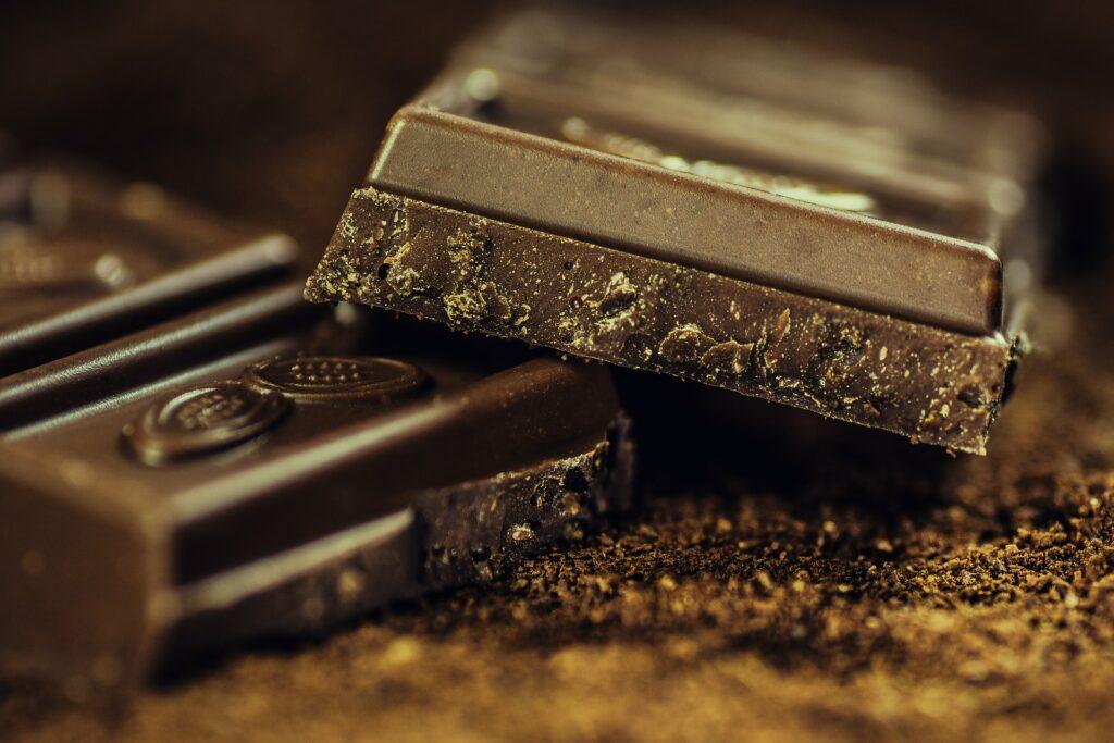 Kockica čokolade